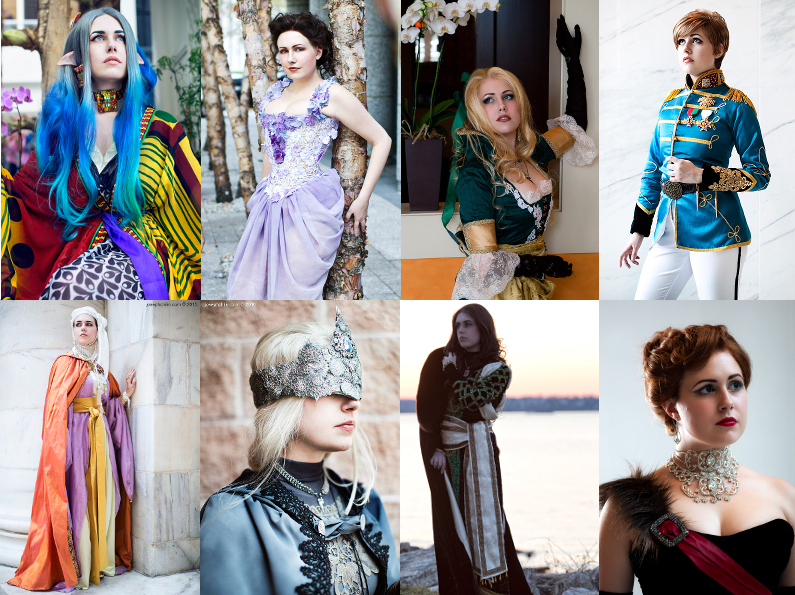 Adventures in Costuming; Open forCommissions